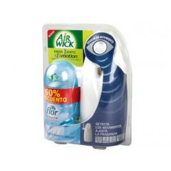 Ambientador marca Air wick freshmatic incluye recambio