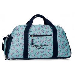Bolsa de viaje 55x29x22 cm de Poliéster Pepe Jeans Denise.