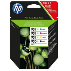 INK-JET HP 950 951 XL OFFICEJET PRO 251 / 276 / 8100 / 8600 / 8600 / 8610 / 8615 / 8616 / 8620 / 8625 /