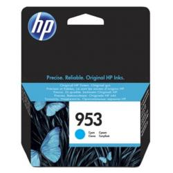 Cartucho HP N.953 officejet pro cian F6U12AE. 700 paginas