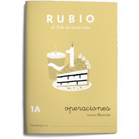 Cuaderno Rubio Operaciones nº 1 A Sumar llevando