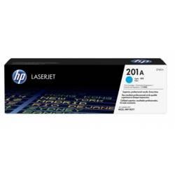 Toner HP 201A Laserjet cian CF401A 1400 paginas