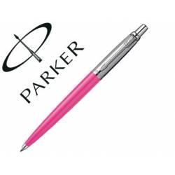 Bolígrafo Parker Jotter Special Punta 1mm Tinta Azul Color Rosa