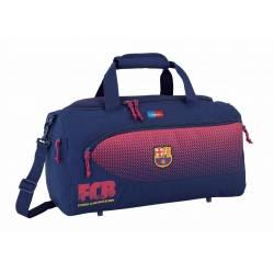 Bolsa Deporte del F.C. Barcelona 50x25x25 cm Azul