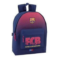 Mochila escolar F.C. Barcelona 43x32,5x15 cm Azul