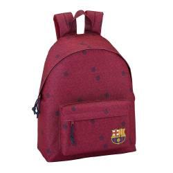 Mochila escolar F.C. Barcelona 42x33x15 Granate