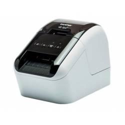 Impresora de etiquetas marca Brother QL-800
