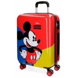 Maleta de Cabina de 55x40x20 cm Rigida Mickey Red