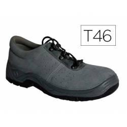 Zapatos de seguridad marca Faru talla 46