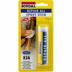 Sellador Adhesivo Soudal en barra 57 g