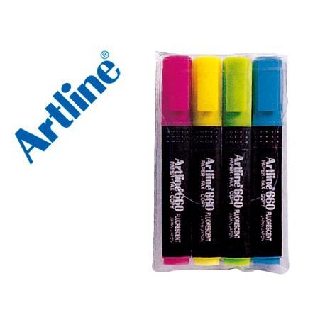 Rotuladores Artline EK-660